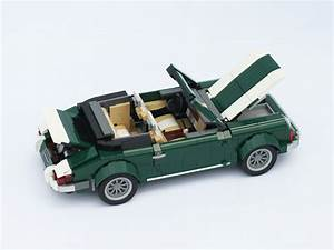 How To Build A LEGO 911 Cabriolet From An Inexpensive Mini