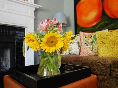 fantastic vase flower arrangements hgtv