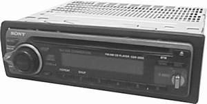 Sony -- Cdx-2250