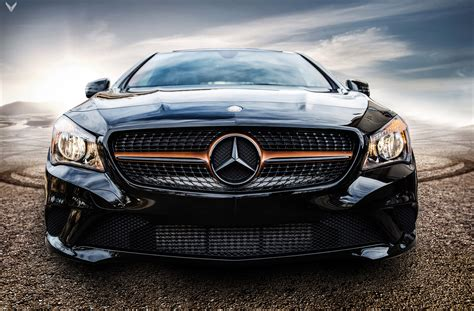 Exclusive reports and current films: Vilner's Honey Bronze Mercedes-Benz CLA250 | Automobile Magazine