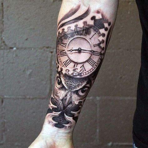 forearm tattoos  men masculine design ideas
