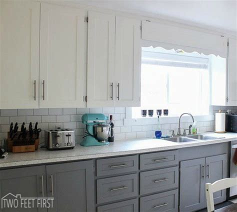 transform your kitchen cabinets 14 easiest ways to totally transform your kitchen cabinets 6344