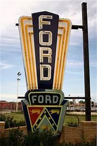 50 s Ford Hood Emblem Ford Pinterest