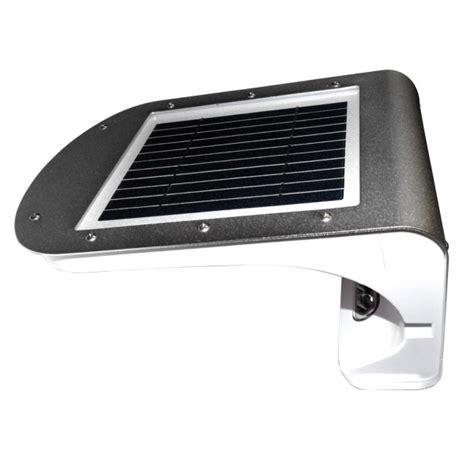 eclairage solaire led ip65 3w alu avec d 233 tecteur de mouvement 700 lumens 224 99 00 eclairage