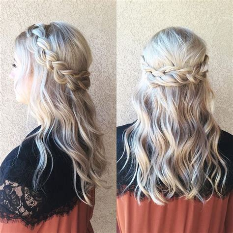 easy prom hairstyles      rock  prom