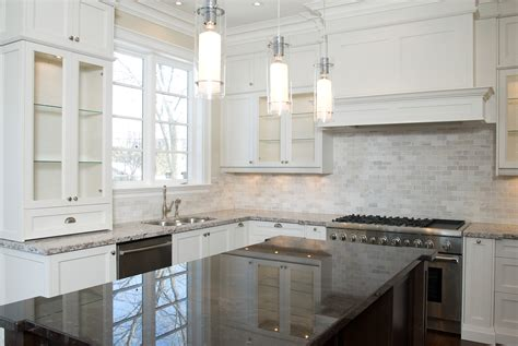 backsplash for white kitchen white kitchen backsplash ideas homesfeed