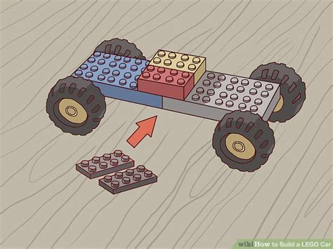 How To Build Car by 4 Ways To Build A Lego Car Wikihow