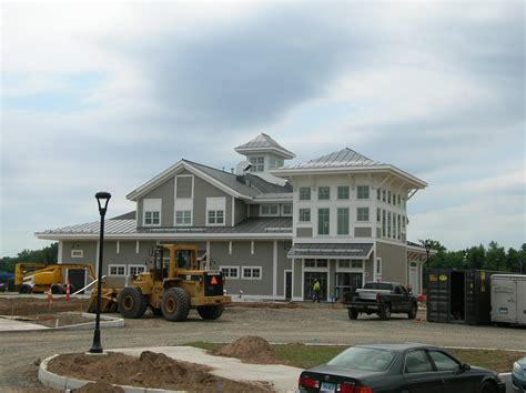 Public Boat Launch Ct by Nca Nears Completion Of Glastonbury Boathouse Northeast