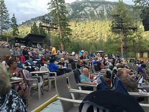 Seats Picture Of Lake Tahoe Shakespeare Festival