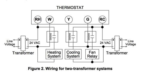 Hvac Fan Relay Wiring by Honeywell L4064b Combination Fan And Limit How To