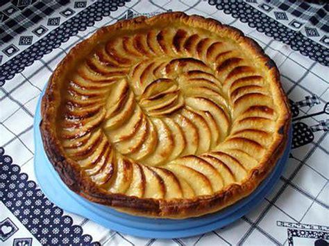 napper une tarte aux pommes recette de tarte aux pommes et cannelle par reva
