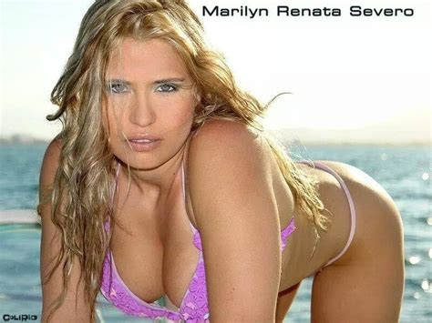 Marilyn Renata Severo legs | Naked body parts of celebrities