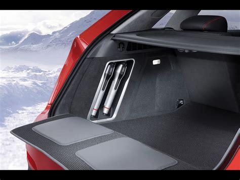 2012 Audi Q3 Vail  Trunk Charging Station 1280x960