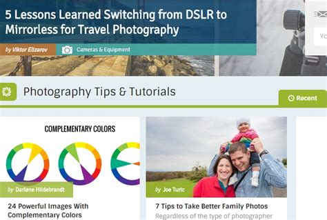 5 Websites To Do Free Online Photography Courses