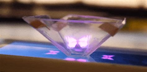 How To Turn Your Phone Into A Diy Hologram Machine