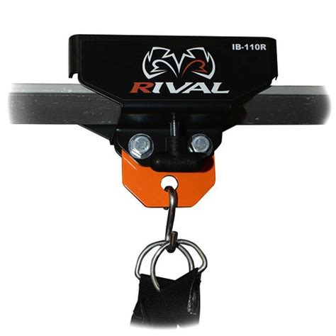 boxing heavy bag ceiling mount rival i beam roller mounting 4 5 quot 7 quot rival boxing gear