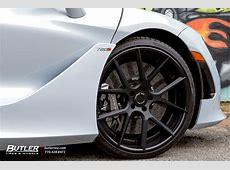 McLaren 720S with Lexani LZ118 Wheels Trending at