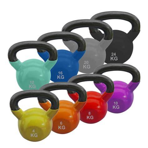 kettlebell vinyl thieme sport kettlebells light complete equipment exercise body medium
