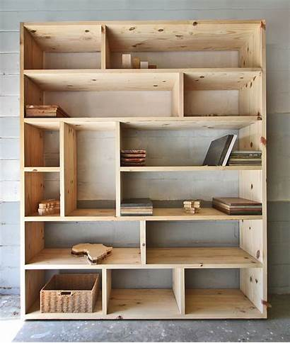 Wooden Contemporary Bookcases Custom Furniture Order Africa