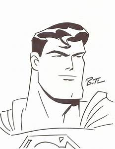 Superman by Bruce Timm, in Shannon Wendlick's Convention ...