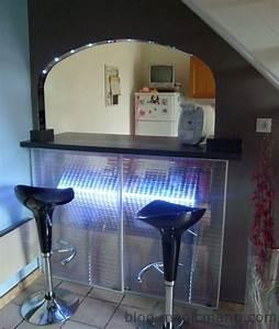 Bar De Maison : portes de bar lumineuses ~ Teatrodelosmanantiales.com Idées de Décoration