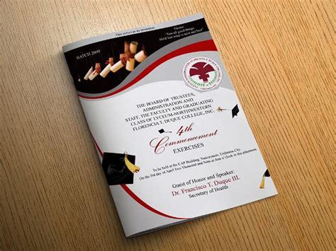graduation brochure designs design trends