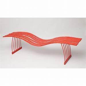 Banc Exterieur Design : meridienne design banc exterieur design ~ Teatrodelosmanantiales.com Idées de Décoration