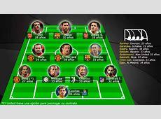 100 cracks serán 'libres' en 100 días Messi, Alexis, Özil