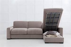 Corner Sofa Bed with Storage - Home Furniture Design
