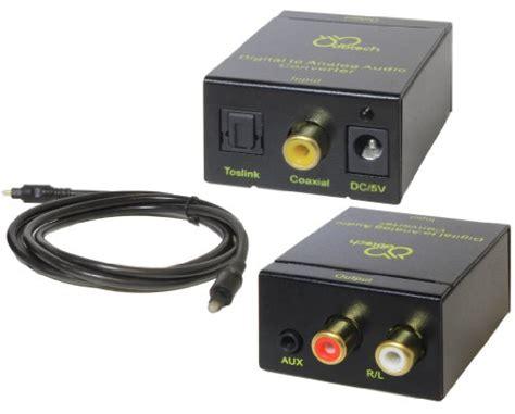 Dbtech Digital To Analog Audio Converter For All Panasonic