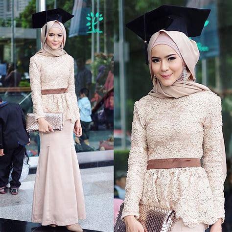 model kebaya wisuda muslim   hits