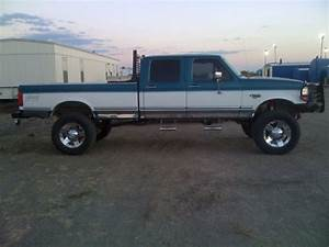 1994 F350 4x4 Crew Cab Lifted For Sale