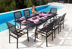 Gartenmöbel Set 8 Personen : gartenmobel sets angebote auf waterige ~ Michelbontemps.com Haus und Dekorationen