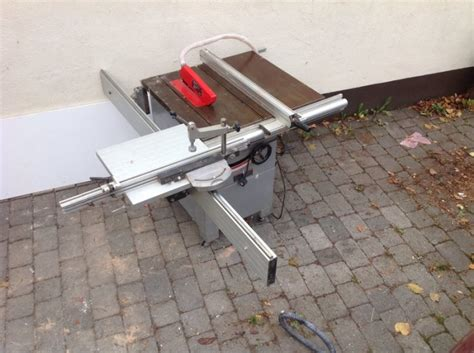 Sip 10 Inch Table Saw With Sliding Carriage For Sale In