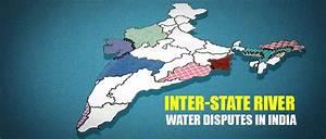 Simple Nda Inter State River Water Disputes In India Best Nda