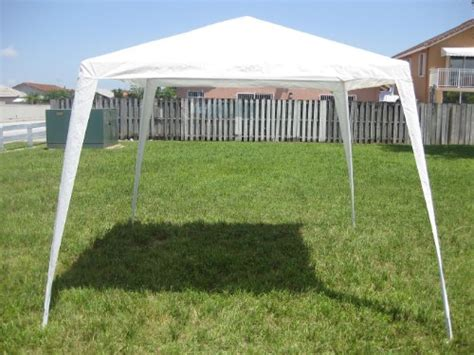 biscayne bay gazebo canopy 10 x 10 white sports in the