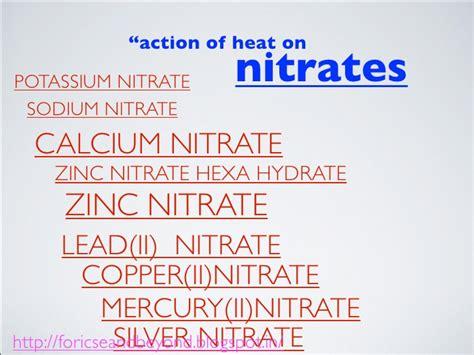 Harga Merkuri Nitrat of heat on chemical compound e book