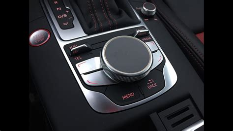 audi  mmi touch control overview youtube