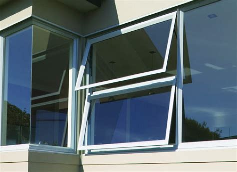 lincoln glass awning casement windows  lincoln glass