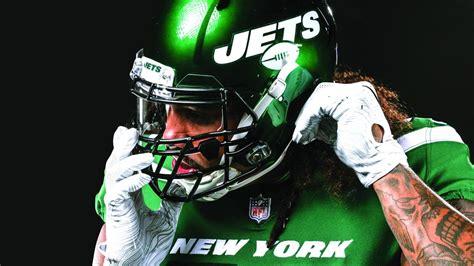 jets nfl team spends  years  craft rebrand  york