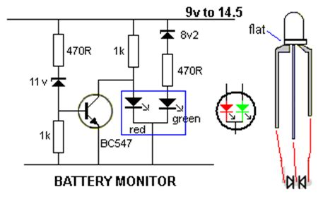 Battery Monitor Mkii