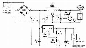 Handy hobby power supply power supply circuit circuit for Hobby power supply