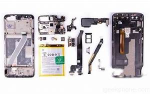 Oneplus 5t Disassembly   Teardown Review