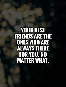 Be There For You Quotes. QuotesGram