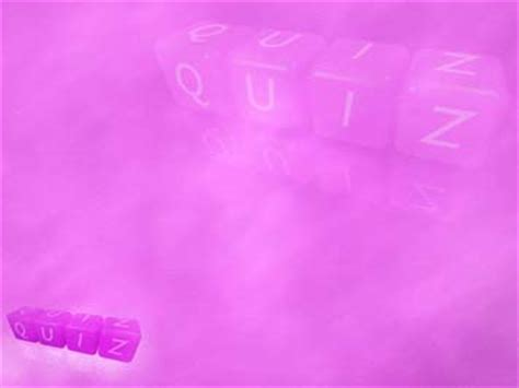 headings quiz  powerpoint templates