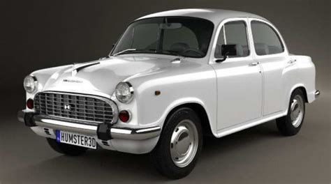 Hindustan Motors sells Legendary Ambassador car brand to ...
