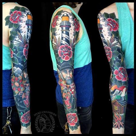 ideas  traditional tattoo sleeves  pinterest