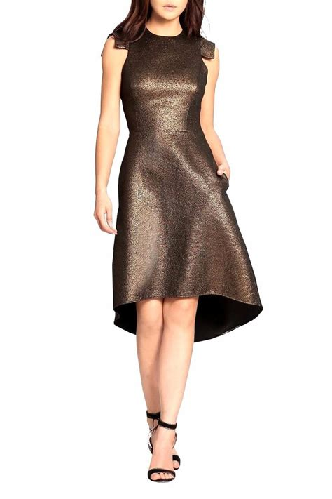 birthday dress for baby 1 year heritage metallic cocktail dress from jersey