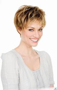 Coupe Courte Frisée Femme : modeles de coiffures courtes femmes coupe pour cheveux arnoult coiffure ~ Melissatoandfro.com Idées de Décoration