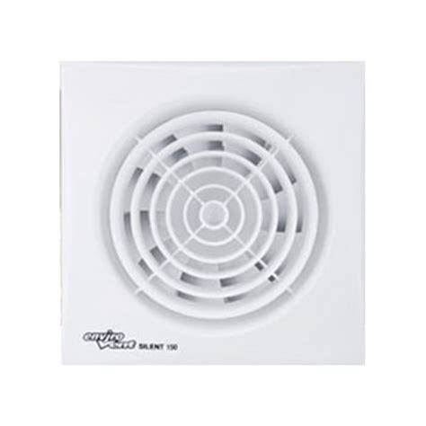 SIL150T   150mm Silent Fan with Adjustable Timer, IP45 78